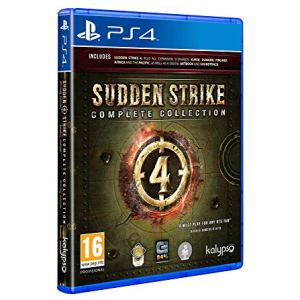 PS4: Sudden Strike 4 Complete Collection