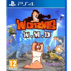 PS4: Worms WMD