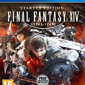 PS4: Final Fantasy XIV Online Starter Edition