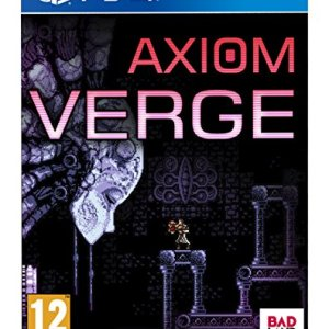 PS4: Axiom Verge Standard Edition