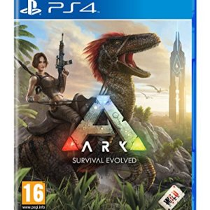 PS4: ARK Survival Evolved