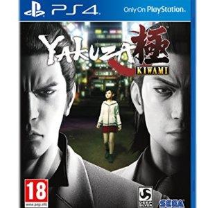 PS4: Yakuza Kiwami