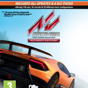 PS4: Assetto Corsa Ultimate Edition