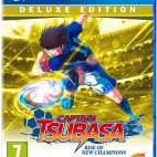 PS4: Captain Tsubasa: Rise of New Champions Deluxe Edition