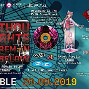 PS4: Ai: The Somnium Files Special Agent Edition