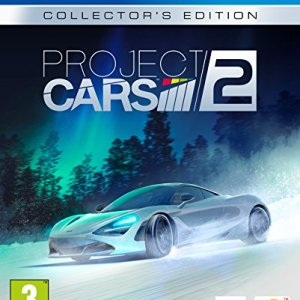 PS4: Project Cars 2 - Collectors Edition