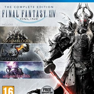 PS4: Final Fantasy XIV Online Complete Edition