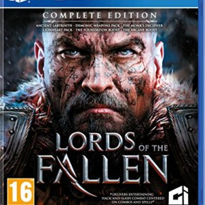 PS4: Lords of the Fallen Complete Edition