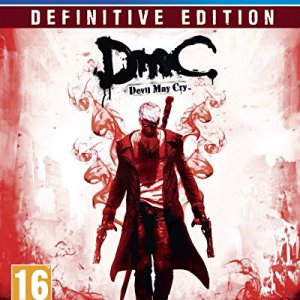 PS4: Devil May Cry: Definitive Edition