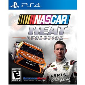 PS4: NASCAR Heat Evolution