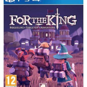 PS4: For The King