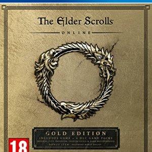 PS4: Elder Scrolls Online: Gold Edition