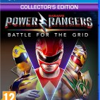 PS4: Power Rangers: Battle for the Grid