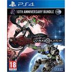 PS4: Bayonetta + Vanquish 10th Anniversary Bundle