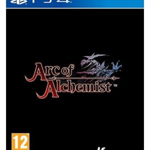 PS4: Arc of Alchemist