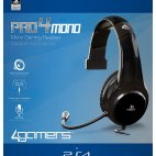 PS4: Officially Licensed Pro4-Mono Gaming Headset