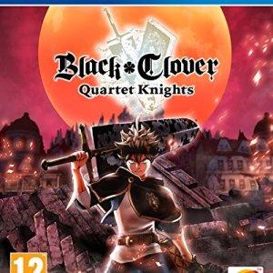 PS4: Black Clover Quartet Knights