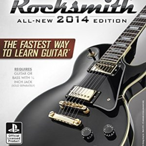 PS4: Rocksmith 2014 Edition with Real Tone Cable