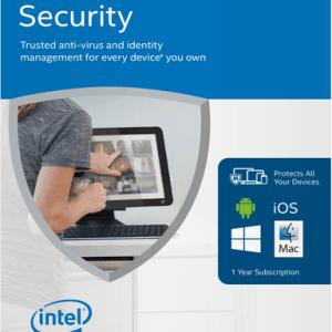 PC: Mcafee Internet Security 2016 1 Year 3 Pc (latauskoodi)