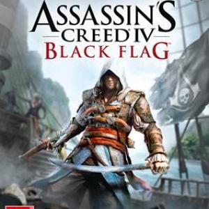 Xbox 360: Assassins Creed IV: Blag Flag (käytetty)