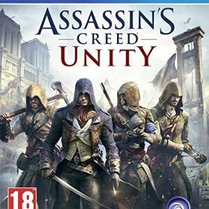 PS4: Assassins Creed Unity