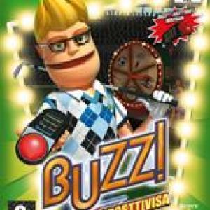 PS2: Buzz Sporttivisa (käytetty)