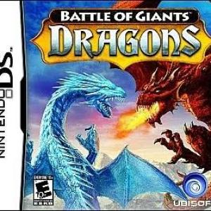 NDS: Battle Of Giants Dragons (käytetty)