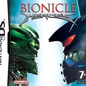 NDS: Bionicle Heroes (käytetty)