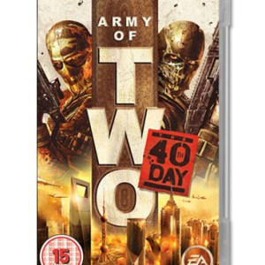 PSP: Army of Two - The 40th Day