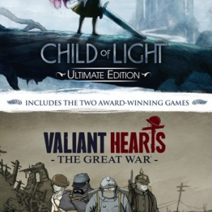 Switch: Child of Light Ultimate Edition / Valiant Hearts The Great War