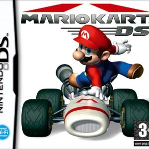 NDS: Mario Kart DS (käytetty)