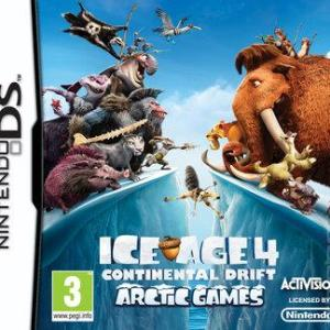 NDS: Ice Age 4: Continental Drift (käytetty)