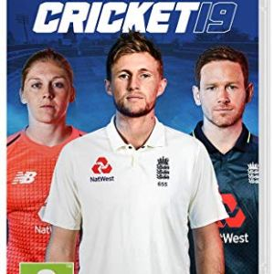 Switch: Cricket 19  - Code in Box