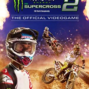 Switch: Monster Energy Supercross - The Official Video Game 2