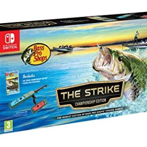 Switch: Bass Pro Shops The Strike - Championship Edition