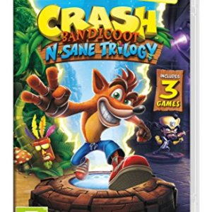 Switch: Crash Bandicoot N. Sane Trilogy