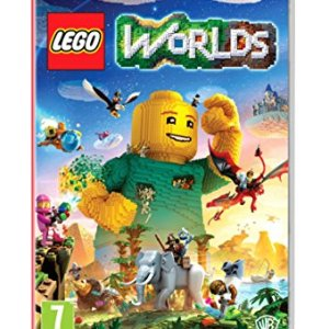 Switch: Lego Worlds