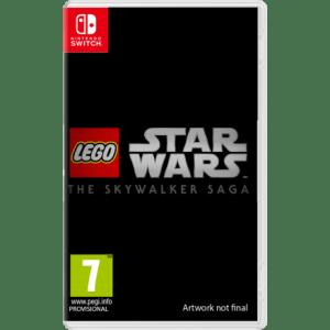 Lego Star Wars The Skywalker Saga (Nintnedo Switch)