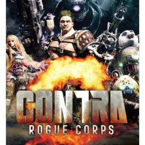 Switch: Contra: Rogue Corps