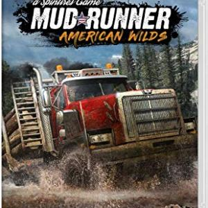 Switch: Spintires: MudRunner - American Wilds Edition