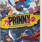 Switch: Prinny 12: Exploded and Reloaded Just Desserts Edition