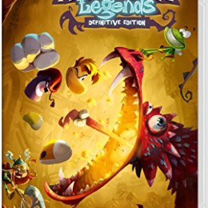 Switch: Rayman Legends Definitive Edition