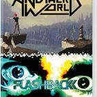 Switch: Another World & Flashback Double Pack - Nintendo Switch