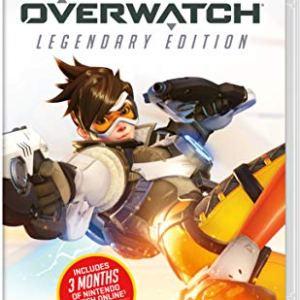 Switch: Overwatch Legendary Edition