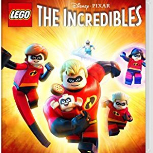 Switch: LEGO The Incredibles