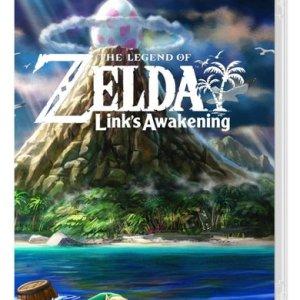 Switch: The Legend of Zelda: Links Awakening