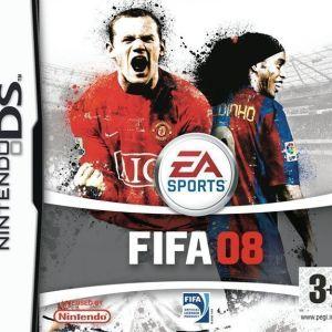 NDS: FIFA 08 (käytetty)