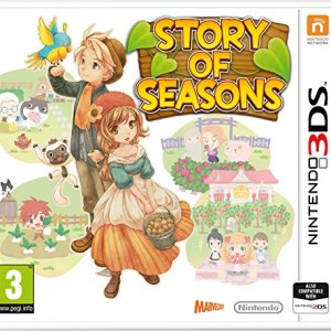 3DS: Story of Seasons