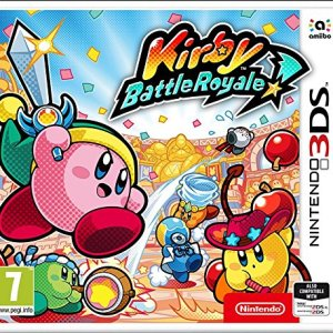 3DS: Kirby Battle Royale