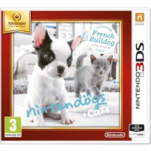 3DS: Nintendogs & Cats French Bulldog Selects